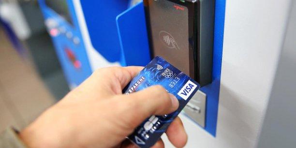 Les cartes de paiement sans contact permettent de réaliser des transactions pour moins de 20 euros.