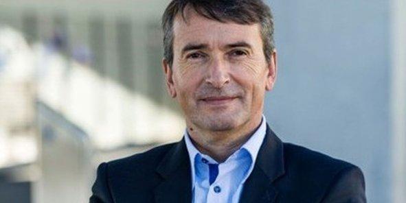 Jean-Luc Monteil, président du Medef Paca