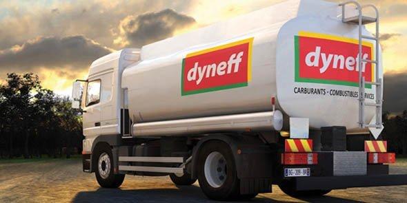 Dyneff gère un réseau de 500 stations à ce jour