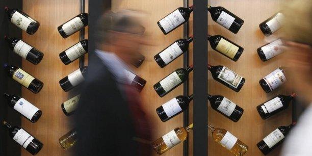 Pendant la foire aux vins, ce sont les Bordeaux qui ont le plus de succès, suivis par les vins de Bourgogne et ceux de la vallée du Rhône.