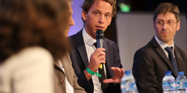 Benjamin Gandouet, directeur Oncopole et santé publique à Toulouse Métropole