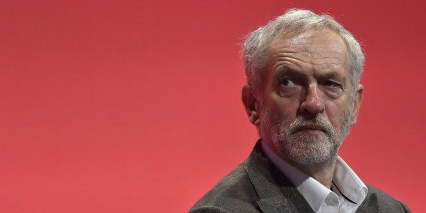 Jeremy Corbyn veut rester dans l'UE... pour la changer.