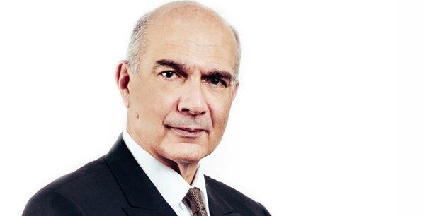 Mostafa Terrab, PDG de l'Office chérifien des phosphates (OCP)
