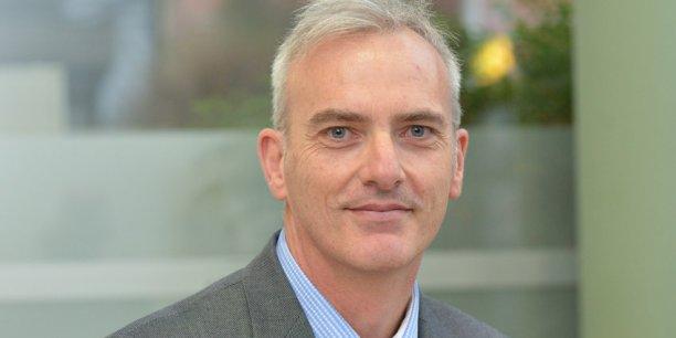 Christophe Nicot, directeur général de l'agence économique de Midi-Pyrénées Madeeli
