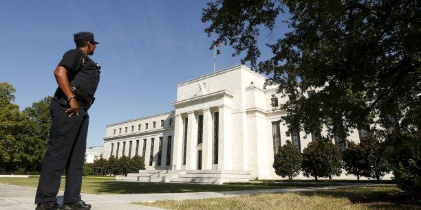La Réserve fédérale, à Washington