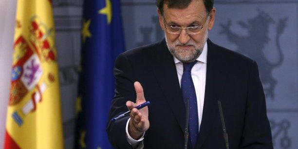 Mariano Rajoy pourrait rester président du gouvernement espagnol.