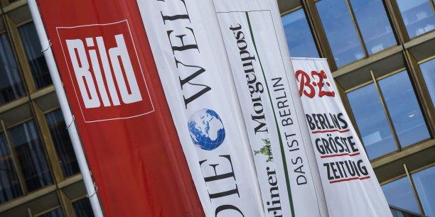 L'éditeur de Die Welt et de Bild multiplie les investissements dans le numérique, qui pèse plus de la moitié de son chiffre d'affaires, et rachète le site américain Business Insider.