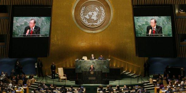 Lundi, à l'ouverture de la session annuelle de l'assemblée générale des Nations Unies, Ban Ki-moon a affirmé que les agences humanitaires de l'ONU étaient en faillite.