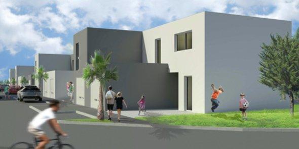 La résidence de logements sociaux Mas Bedos sera réalisée par Uniti à Vias (Hérault).