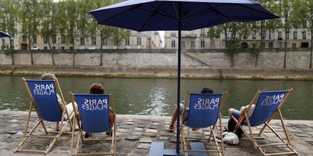 Actuellement, les eaux qui ne peuvent pas être stockées et traitées sont rejetées dans la Seine , explique Jacques Olivier, le directeur général du du Syndicat interdépartemental pour l'assainissement de l'agglomération parisienne (SIAAP) .