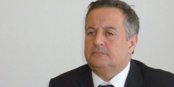 Hamid Berkani, président de l'agence régionale de développement économique Auvergne et vice-président du conseil régional d'Auvergne, chargé du développement économique.