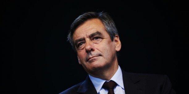 François Fillon a proposé de mettre le paquet sur une baisse de charges et de taxes sur l'entreprise.