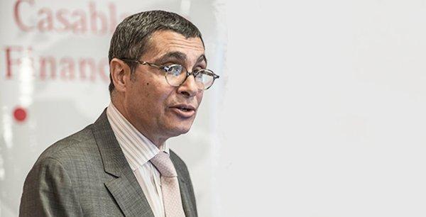 Saïd Ibrahimi, PDG de Casablanca Finance City