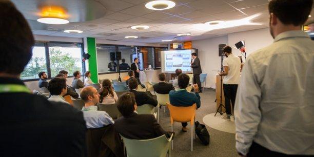 Capgemini les objets connect s au centre de l for Innovation consultancy london