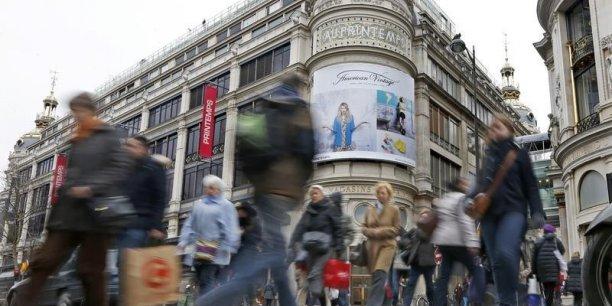 Les commerces liées à l'activité touristique sont particulièrement inquiets de l'impact à long terme des attentats de Paris sur leur activité.