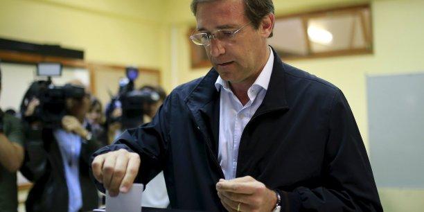 Le premier ministre sortant, Pedro Passos Coelho restera-t-il au pouvoir ?