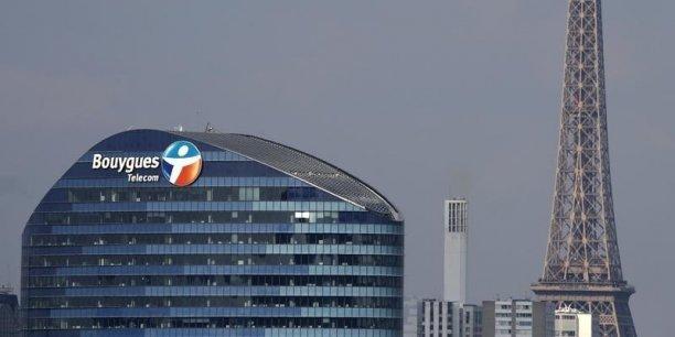 Bouygues avait annoncé en août que sa branche télécoms était revenue dans une phase de croissance rentable