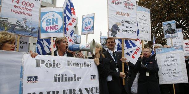 La majorité des Français comprennent les violences survenues en début de semaine lors d'un comité central d'entreprise à Air France, sans pour autant les approuver, selon un sondage Ifop à paraître dans Sud Ouest Dimanche.