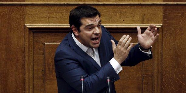Alexis Tsipras s'engage dans un nouveau combat avec les créanciers.