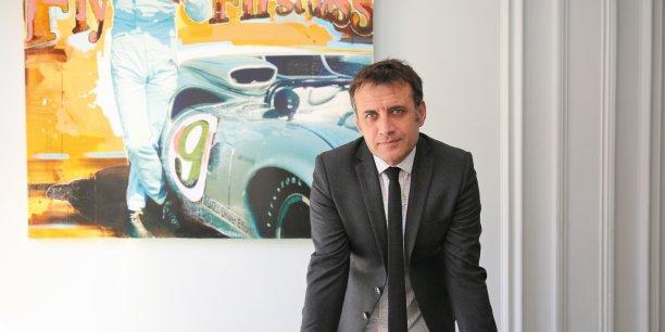 Guillaume Carle, PDG du groupe