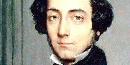 Alexis de Tocqueville, portrait de Théodore Chassériau.