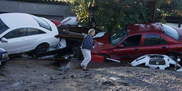Près de vingt personnes ont trouvé la mort après les pluies diluviennes qui se sont abattues les 3 et 4 octobre dans les Alpes Maritimes.