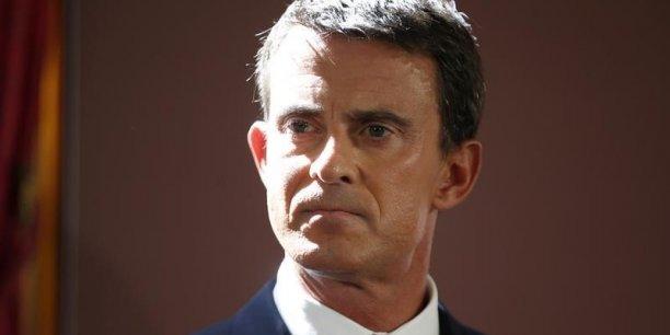 Pour Manuel Valls, « les cyberattaques sont susceptibles de désorganiser les activités vitales de notre pays ».