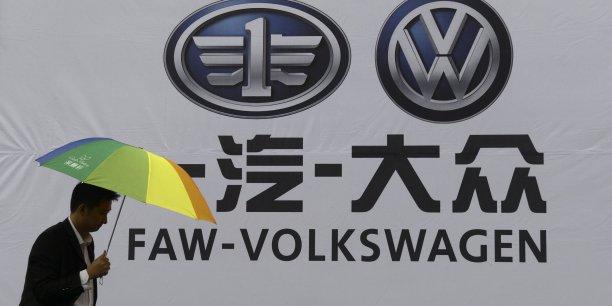 Le ministère de l'Environnement chinois a décidé d'enquêter sur les véhicules Volkswagen importés ou produits sur son sol.