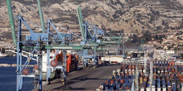 Le port autonome de Marseille