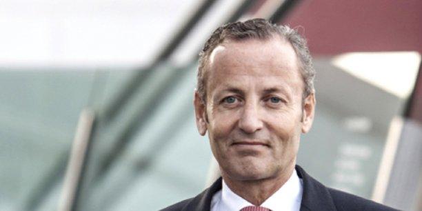 Edouard-Malo Henry, directeur des ressources humaines du groupe Société générale