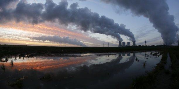 centrales à charbon