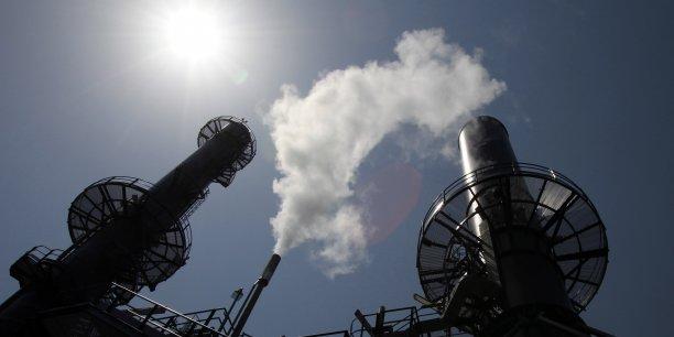 Une centrale à hydrogène en Italie.