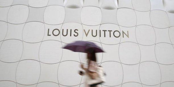 LVMH enregistre des ventes en hausse de 18% sur les neuf premiers mois de l'année.