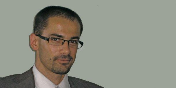 Thibaut Richebois, directeur général adjointau développement économique et à l'emploi de la région Aquitaine