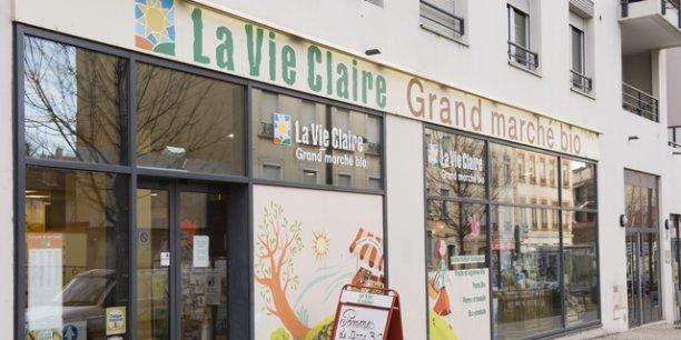 L'enseigne rhôdanienne La Vie Claire compte 200 magasins franchisés en France