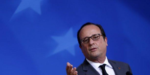 La reprise est-elle une réalité ? François Hollande l'espère.