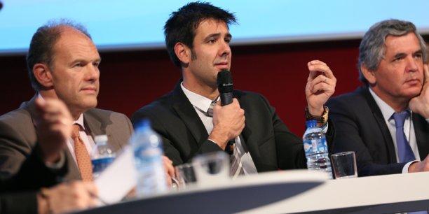Julien Cotteverte, responsable des Véhicules électriques Renault France