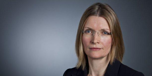Sarah Hewin, chef économiste en charge de l'Europe chez Standard Chartered