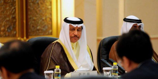 Le chef du gouvernement koweitien est à Paris.