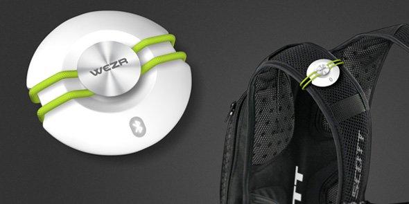 Le capteur météo connecté de Wezr pourrait être disponible à la vente à l'été 2016.