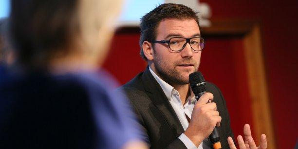 Romain Tales, responsable du recensement des données publiques à Etalab, et partenaire du C3