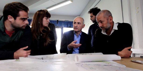 Étudiants architectes et promoteurs réfléchissent ensemble à améliorer les entrées de Toulouse Métropole