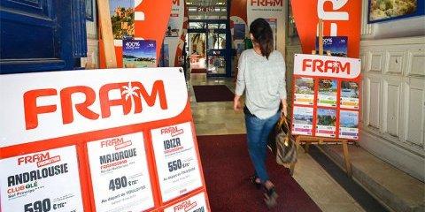 Fram emploie près de 550 personnes en France. Promovacances est prêt à acquérir la société à condition d'une baisse de 25% des effectifs.