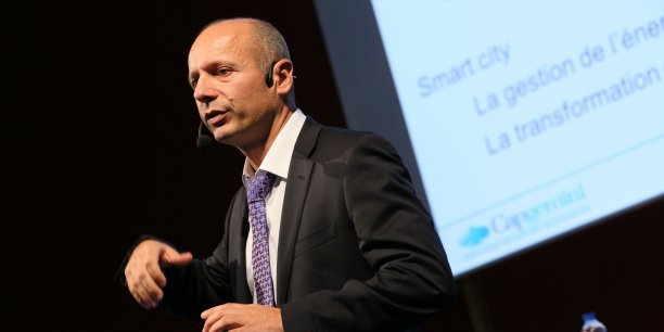 Patrice Duboe, vice-président innovation chez Capgemini