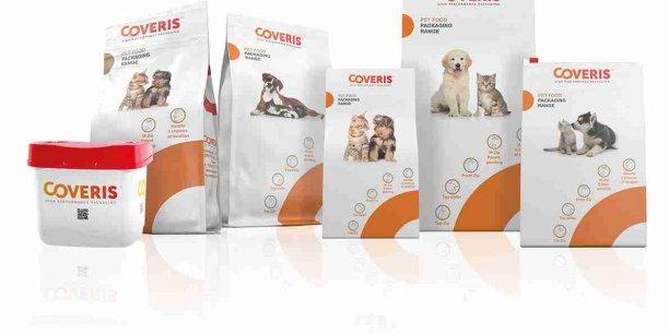 D'ici trois ans, le marché du « pet food » devrait représenter près de la moitié des ventes de Coveris flexibles France.