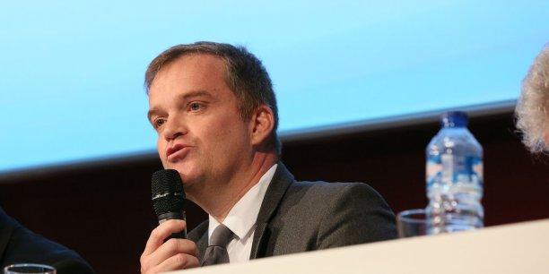 Nicolas Vincent, vice-président et directeur commercial de Telespazio France