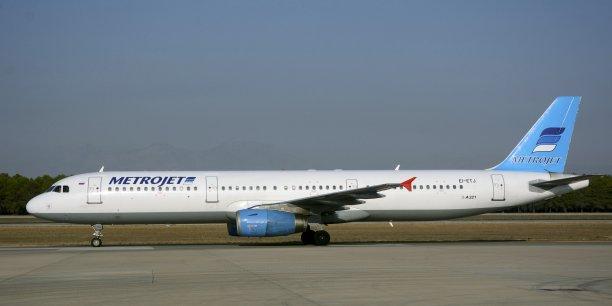 La compagnie Metrojet exploitait l'avion qui s'est écrasé le 31 octobre depuis 2002.