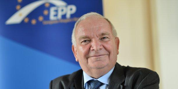 « Ce que je ressens au niveau du parti et de la famille, c'est l'envie de discuter », a expliqué Joseph Daul, président du PPE