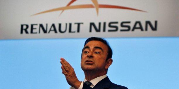Nissan promet une année 2015 record en termes de profitabilité.