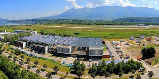 Le parc d'activité Savoie Technolac, qui participe à l'initiative Chambéry Grand Lac, accueille déjà l'Institut national de l'énergie solaire.